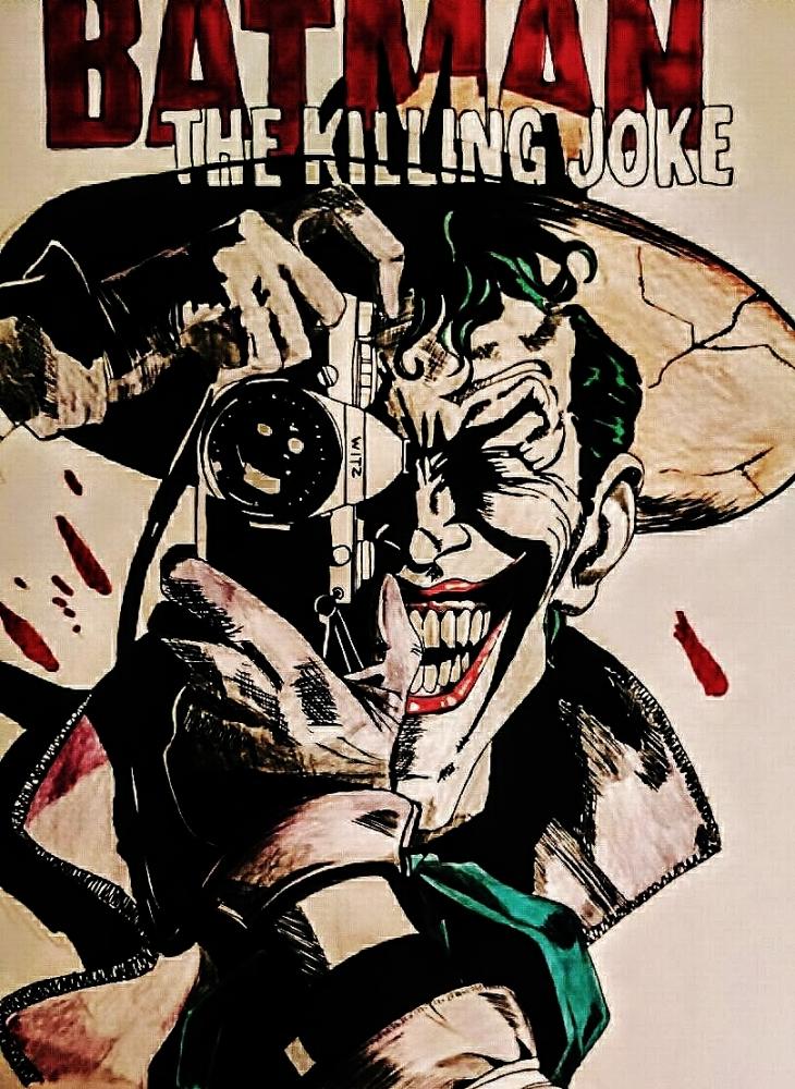 Joker by judith2
